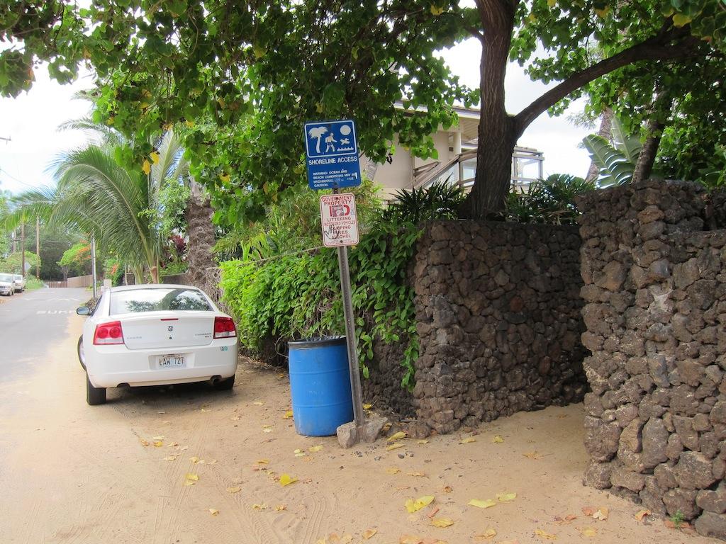 Pa'ako Beach aka Secret Cove