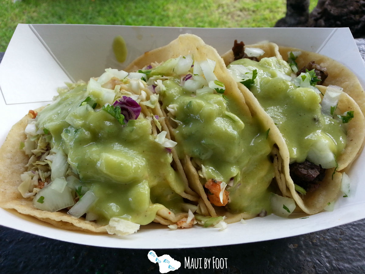 Ono Tacos - Maui's Hottest Food Trucks