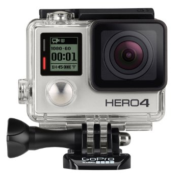 GoPro4 - Must Have Travel Gadgets