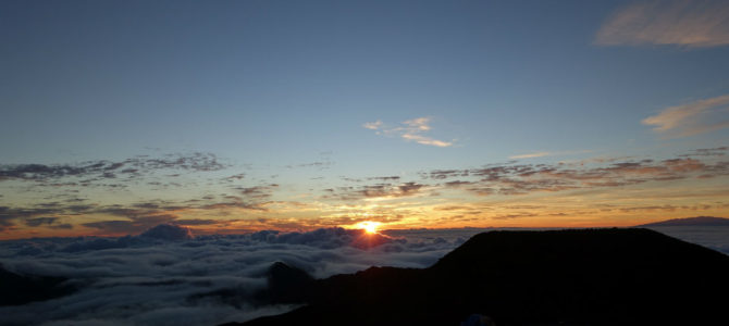 What to Wear for Haleakala Sunrise?