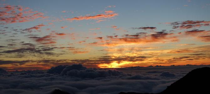 Haleakala Sunrise Reservation System