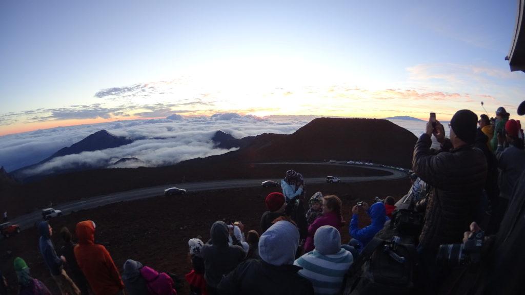 Haleakala Sunrise - 2