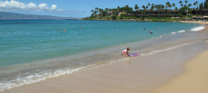 Best Maui Beaches for Kids!