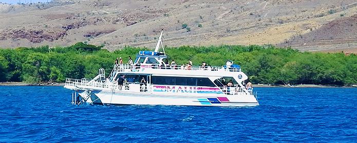 Pride of Maui - Best Maui Snorkeling Trips for Kids