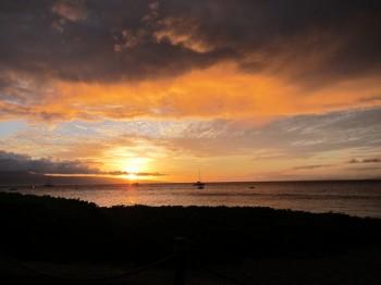 KaanapaliBeach Sunset