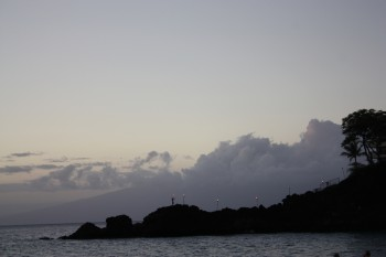 KaanapaliBeach Sunset - 10