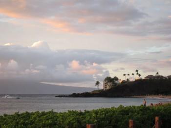 KaanapaliBeach Sunset - 2