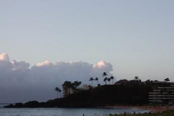 KaanapaliBeach Sunset - 7
